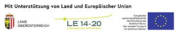 Mit Unterstützung von EU und Land OOE